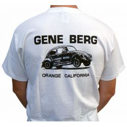 T-SHIRT G.BERG NAVY-BLUE L
