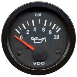 VDO PRESS. HUILE 52mm 0-10 bars