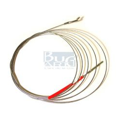 CABLE ACC. T1 11/52-7/57 2630MM