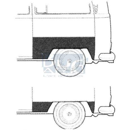 ARC DAILE COMPLET AR. G T2 68-72