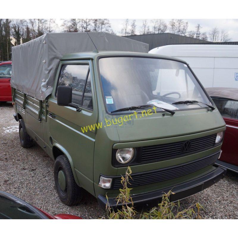 vendu vw transporter t3 pickup vert 1980 moteur 70ch bug 39 art. Black Bedroom Furniture Sets. Home Design Ideas