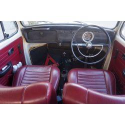 """VW Coccinelle 1600 - """"conduite à droite"""" - 1973"""