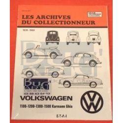 LES ARCHIVES DU COLLECTIONNEUR 39-69