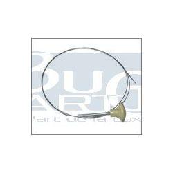 CABLE COFFRE AV.T1-68 ET KG bouton blanc