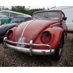 VW Coccinelle 1300 Cabriolet 1963