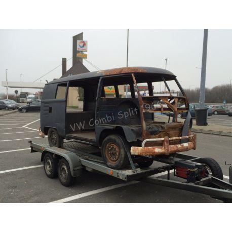 VW Combi Split Vitré 1966