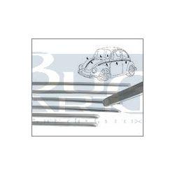 KIT BAGUETTES 1302-03 (7PCS) INOX POLI