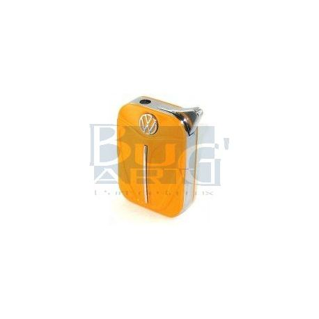 Briquet coccinelle orange