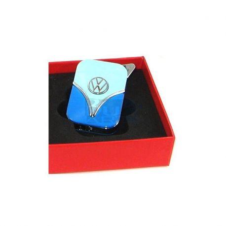 Briquet Combi bleu ciel et bleu turquoise