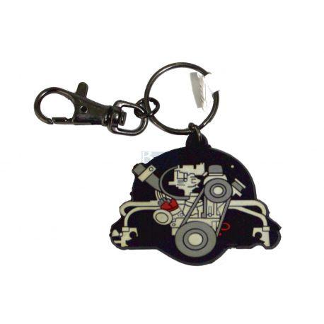 Porte clés moteur cox