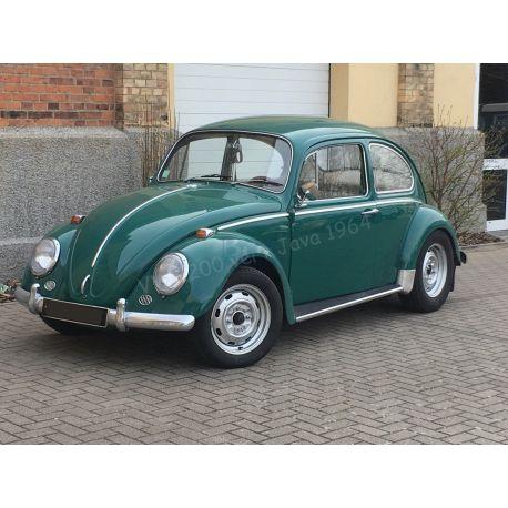VW Coccinelle 1300 vert Java 1964
