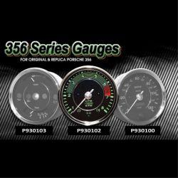 COMPTE-TOURS 8000TOURS/MIN POUR PORSCHE 356 OU RÉPLIQUE 356