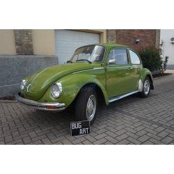 VW Coccinelle 1303 S - vert Lofoten - 1975
