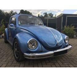 (vendue) VW Coccinelle 1302 berline 1973 bleu