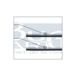 BALAIS ET BRAS ESS. GL.57-59 GRIS (245mm) PAIRE