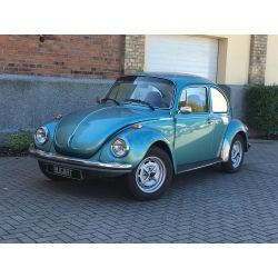 VW Coccinelle 1303 S - Türkis - 1973