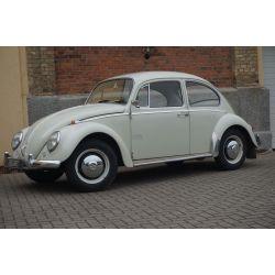 VW Coccinelle 1300 - crème - 1966