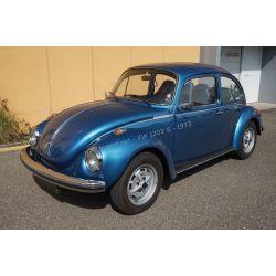 VW Coccinelle 1303 S bleu Alaska - 1973 - TO