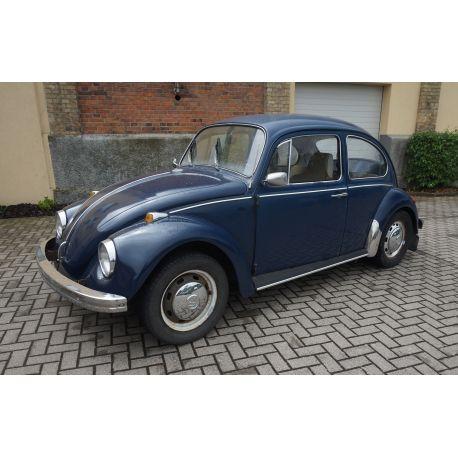 VW Coccinelle 1300 - bleu - 1970