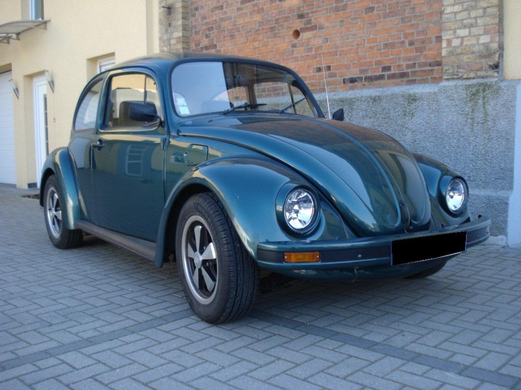 VW Cox Mexicaine Verte